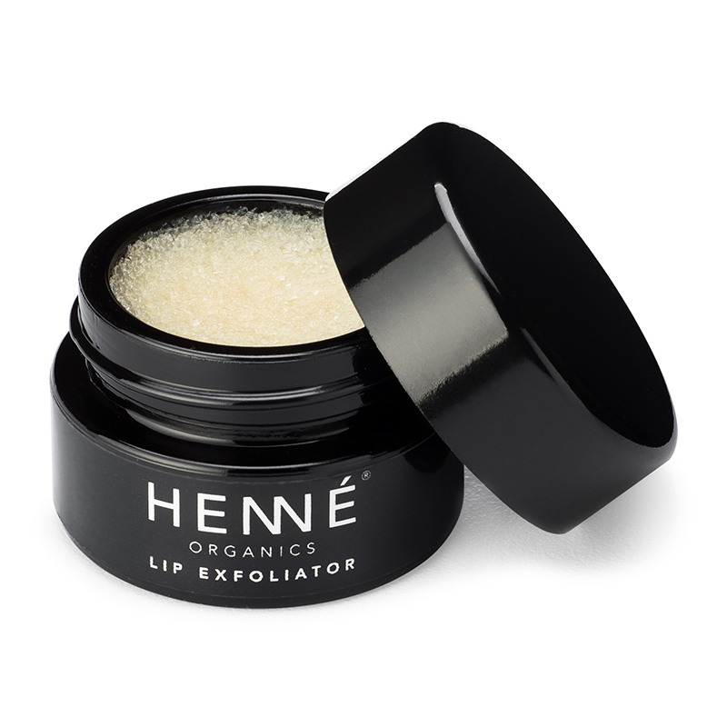 White background product photo of Lip Exfoliator.
